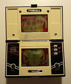 Pinball - Game&Watch - Nintendo