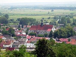 Pińczów - Pińczów panorama