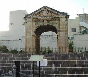 Qormi - Pinto's Loggia