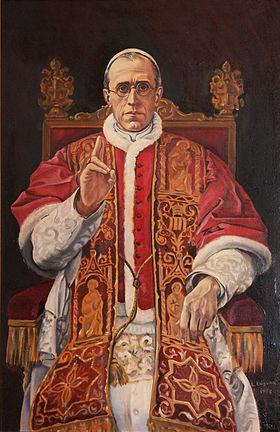 Resultado de imagen de En la época del papa Pío XII,