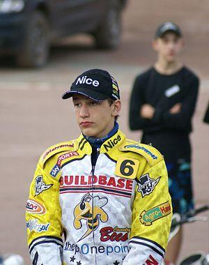 Piotr Pawlicki Jr. - Image: Piotr Pawlicki junior 2011