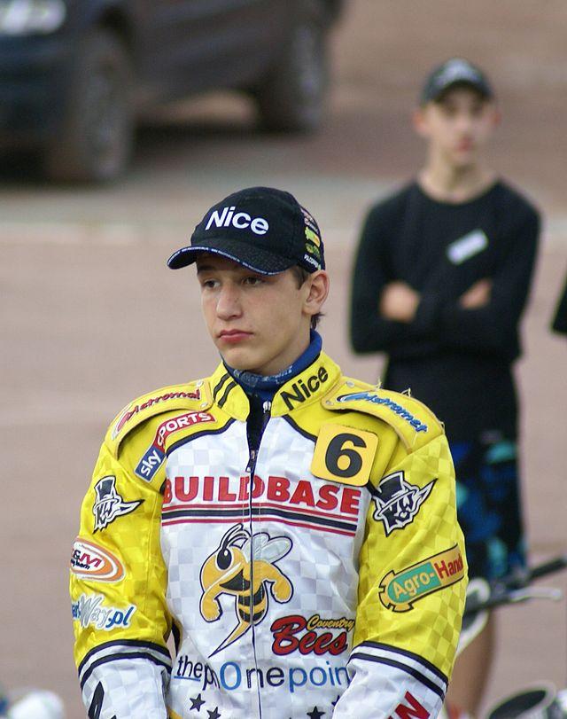 Piotr Pawlicki (ur  1994) - Wikiwand