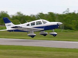 Piper PA-28 Cherokee - Piper PA-28-236 Dakota