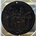 Pisanello, medaglia di giovanni paleologo, ve, verso.JPG