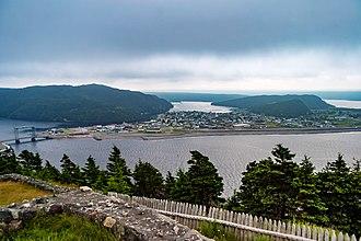 Placentia, Newfoundland and Labrador - Image: Placentia Harbour Newfoundland (41364859691)