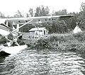 Plane At Chipewyan Lake Alberta (6720727835).jpg
