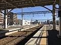 Platform of Chikushi Station 4.jpg