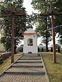 Podlaskie - Brańsk - Brańsk - Poniatowskiego, Kilińskiego, Binduga - Kapliczka św. Piotra 20110903 03.JPG