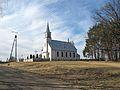 Podlaskie - Juchnowiec Kościelny - Tryczówka - Kościół Niepokalanego Poczęcia 20120324 02.JPG