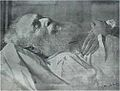 Poet Akaki Tsereteli on his death-bed. Sachkhere. 1915.jpg