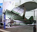Poliakarpov I-153 Musee du Bourget P1010993.JPG