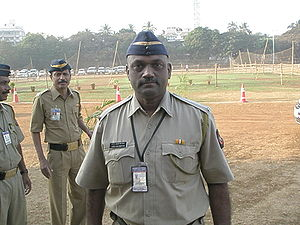 Constable - Mumbai Police Constable, January 26, 2001