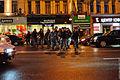 Police squad crosses the street. (7162796152).jpg