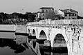 Ponte di Tiberio, Rimini..JPG