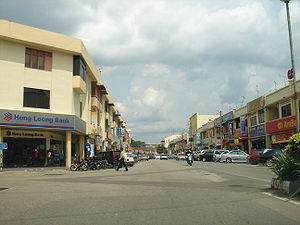 Pontian District - Pontian Kechil is a town and district capital of Pontian.
