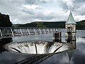 Pontsticill Reservoir and the outflow after heavy rain - geograph.org.uk - 931782.jpg