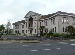 Poole Borough Council - Image: Poole Civic Centre