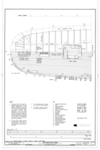 Poop Deck Plan, Section 1 of 3 - Ship BALCLUTHA, 2905 Hyde Street Pier, San Francisco, San Francisco County, CA HAER CAL,38-SANFRA,200- (sheet 28 of 69).png