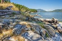 Portland Island in the Gulf Islands National Park Reserve, Canada.jpg