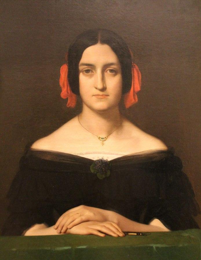 Portrait de Madame Oudiné