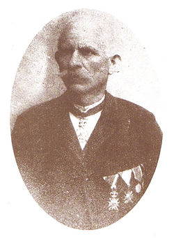 Portrait of Kole Rašić with medals.jpg
