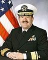 Portrait of US Navy Rear Admiral (lower half) Michael K. Loose.jpg