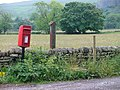 Post Box, at Junction of Track to Low Houses Farm - geograph.org.uk - 22773.jpg