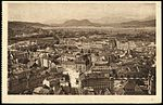 Postcard of Ljubljana view 1930.jpg