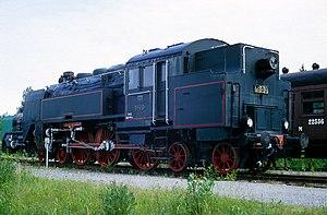 VR Class Pr2 - Image: Pr 2 1800, hinten links