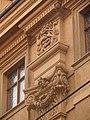 Prag Clementinum Westfassade Detail 201610.jpg