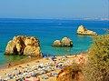 Praia da Rocha - Portimao (Portugal) (9932958394).jpg