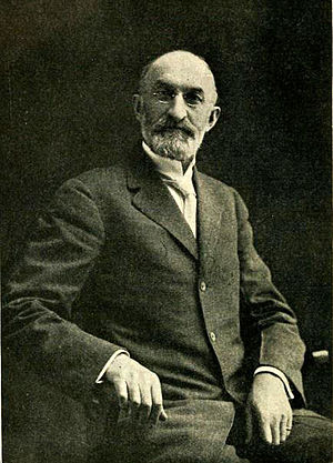 Heber J. Grant - Grant upon becoming church president (late 1918 or early 1919)