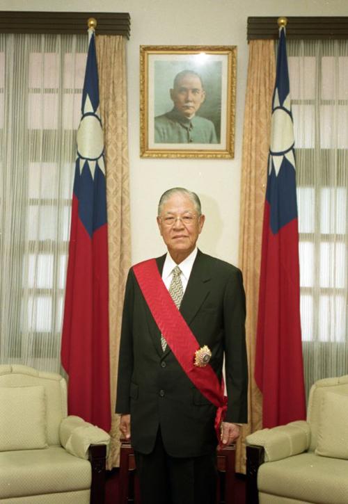 President Lee teng hui