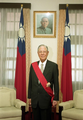 Lee Teng-hui, former president of Taiwan and first democratically elected president of Taiwan (1988–2000)[106]