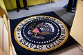 Presidential seal on rug.jpg