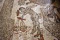 Prete pantaleone, mosaico del pavimento del duomo di otranto, 1163-1166, 20 bilancia.jpg