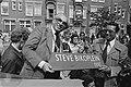 Pretoriusplein in Amsterdam omgedoopt tot Steve Bikoplei (tng gedode Zuidafri, Bestanddeelnr 929-8662.jpg