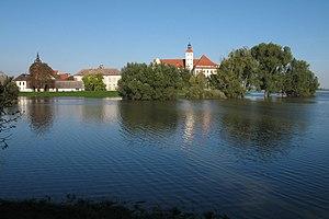 Pretzsch, Wittenberg - Flooded Elbauen