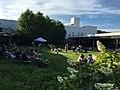 Princeton Shopping Center courtyard northern end concert.jpg