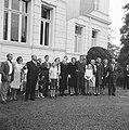 Prinses Beatrix en Claus bezoeken Hitzacker, de hele familie van Amsberg bijeen , Bestanddeelnr 918-2538.jpg