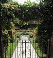 Private Gardens, Hampton Court - geograph.org.uk - 276518.jpg
