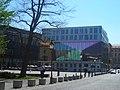 Probengebäude der Bayerischen Staatsoper - Nordfassade Marstallplatz 5.JPG