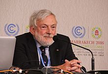 Professor Peter Wadhams at COP22 (30972177906).jpg