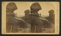 Profile rocks, Pleasant Park, by W. H. Jackson & Co..png