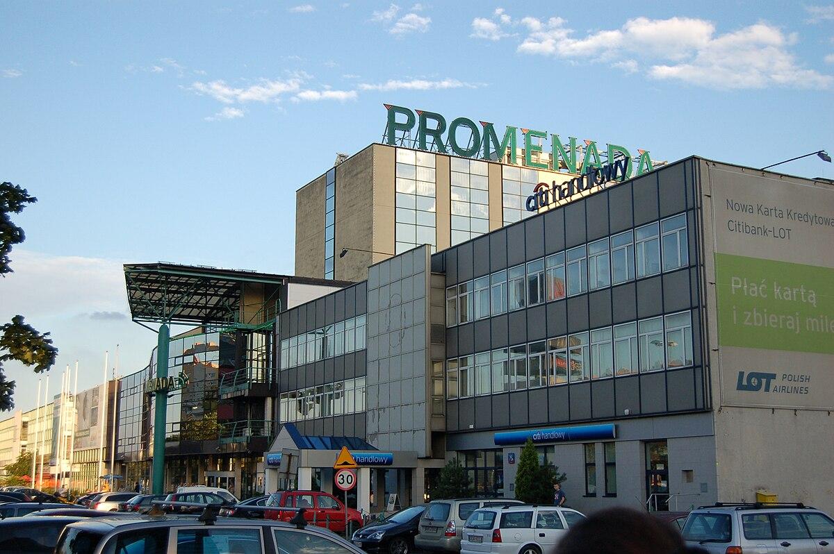 promenada centrum handlowe � wikipedia wolna encyklopedia