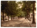 Promenade looking towards High Street, Cheltenham, England-LCCN2002696528.tif