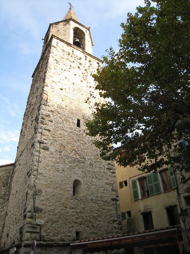 Monument historique à Bargemon