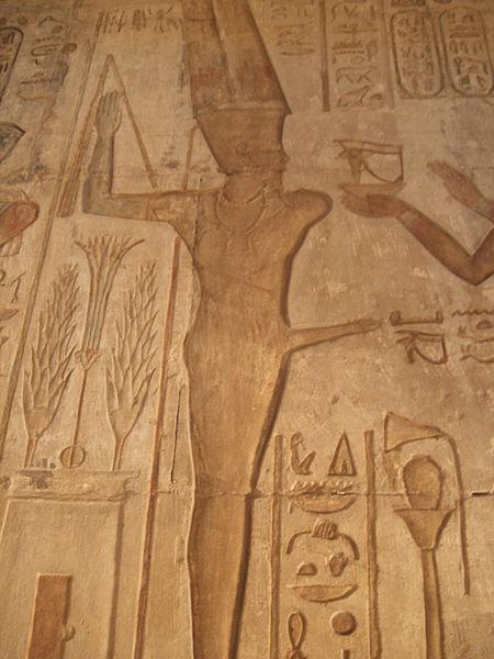 File:Ptolemaic Temple Reliefs at Deir el-Medina (XIII).jpg
