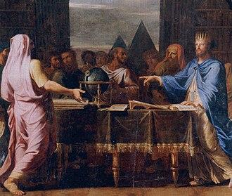 Jean Baptiste de Champaigne - Jean-Baptiste de Champaigne Ptoleme II