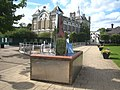 Public artwork beside the Thames - geograph.org.uk - 2499951.jpg